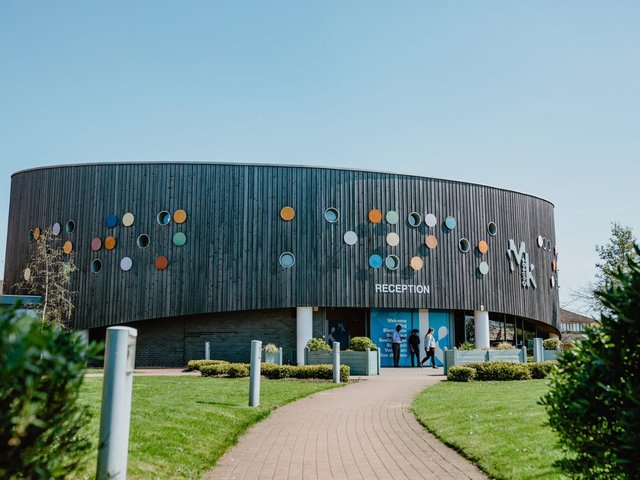 MK College has been shortlisted for the TES awards in four different categories