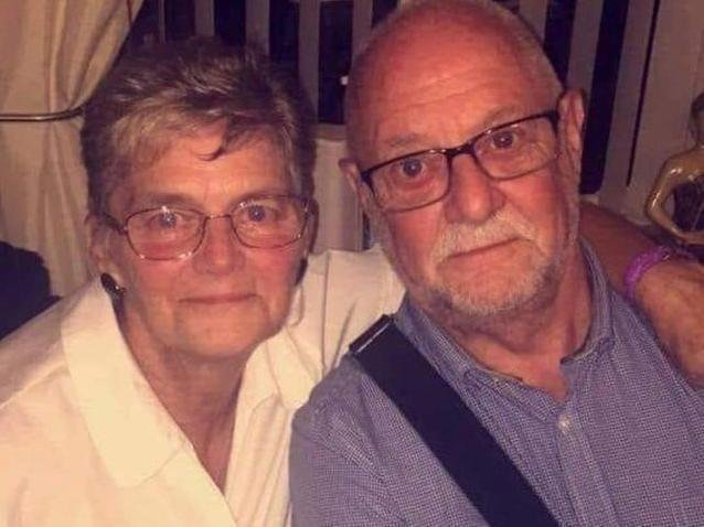 Deborah's mum and dad died within six months of each other