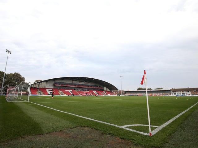 The Highbury Stadium