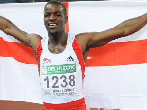 Leon Baptiste was a champion sprinter