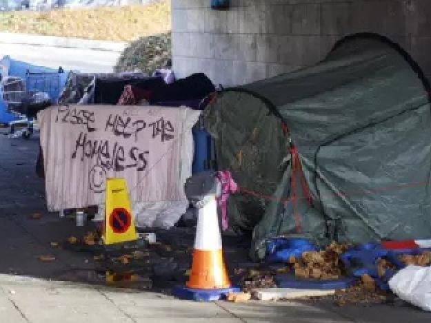 There could soon be a surge in sleeping rough as homeless people return to the streets