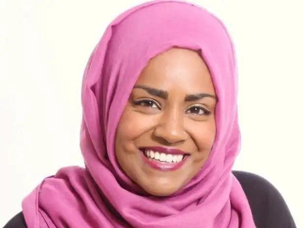 Nadiya Hussain, considered the most successful cook show contestant ever