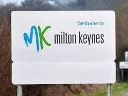 Milton Keynes is not officially a city