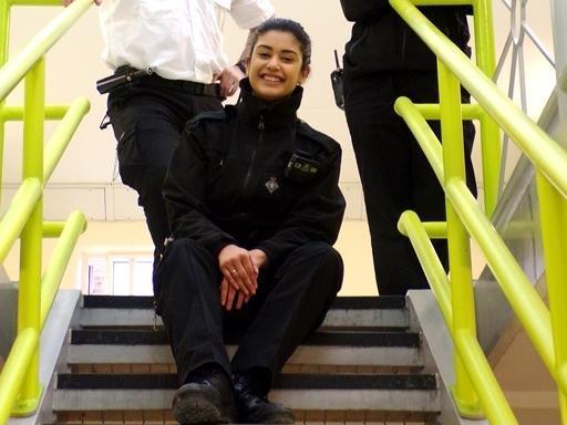 Officer Zeba
