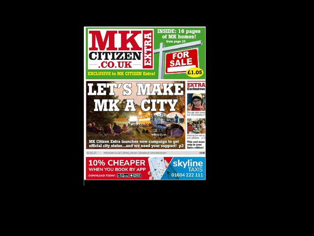 The new MK Citizen 'Extra'