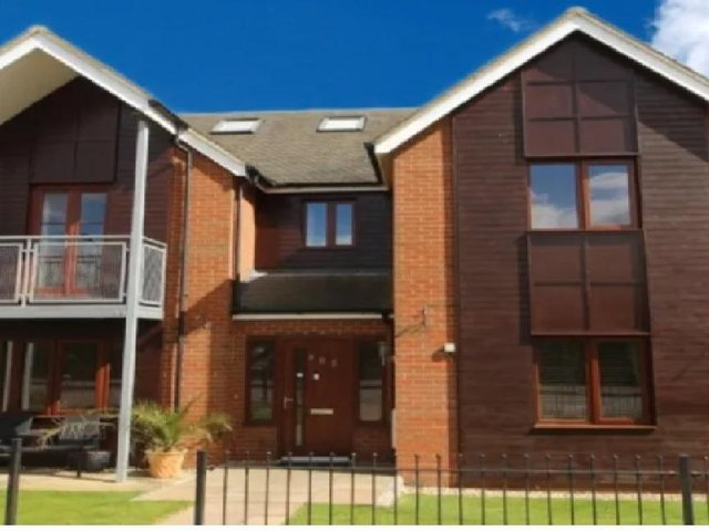 This Milton Keynes property is currently on the market