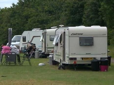 Up to 2,000 Travellers are expected to attend the funeral