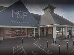 The former Mamas & Papas store at Kingston centre in MK