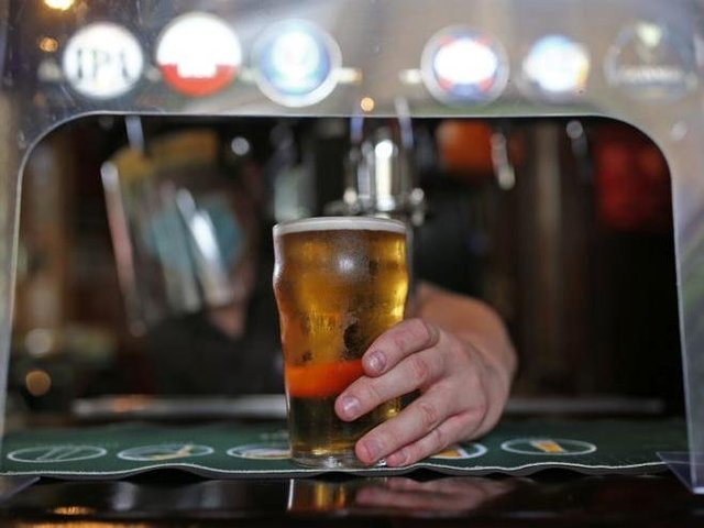 15,000 customers visited reopened pubs in Milton Keynes on May 17