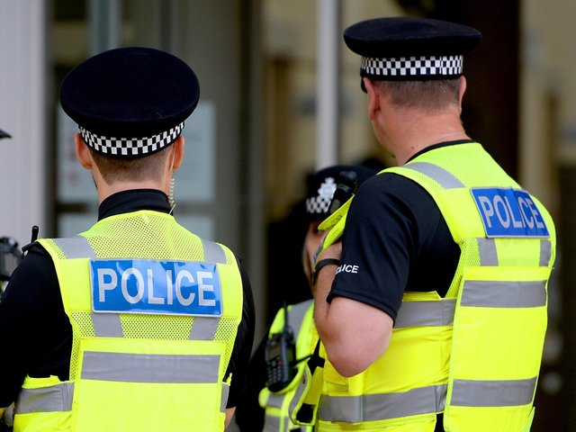Thames Valley Police reported a robbery in Milton Keynes on May 18