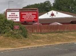 The Herald Snooker Club (Google)