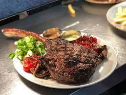 Are you up for this 32oz steak?