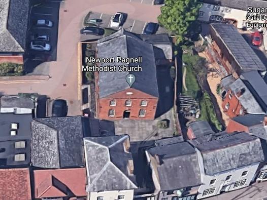 Newport Pagnell Methodist Church (Google)