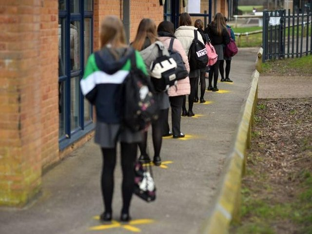 Milton Keynes pupils missed the equivalent of 203,264 days of in-person education