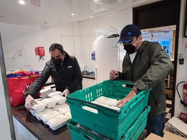 Volunteers at Milton Keynes-based charity, DREAMSAI