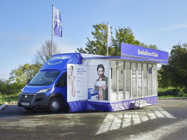 The mobile dental clinic is coming to MK this week