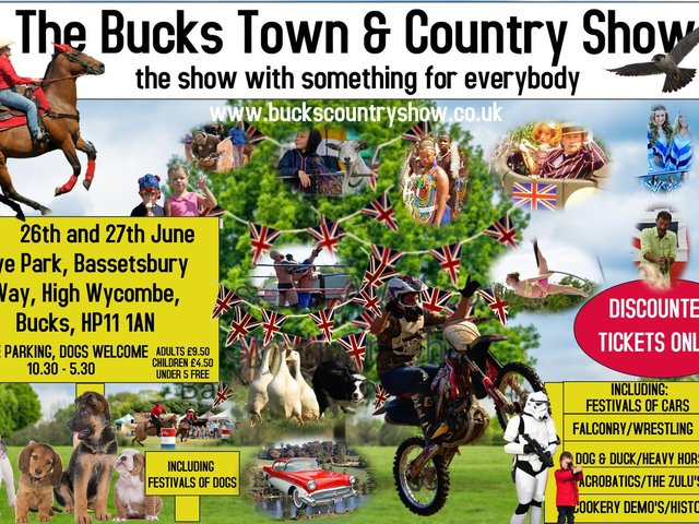 The Bucks Town & Country Show