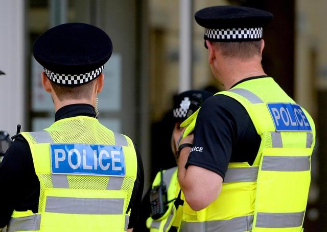 A man was glassed in Milton Keynes on June 5