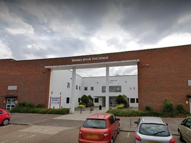 Shenley Brook End School