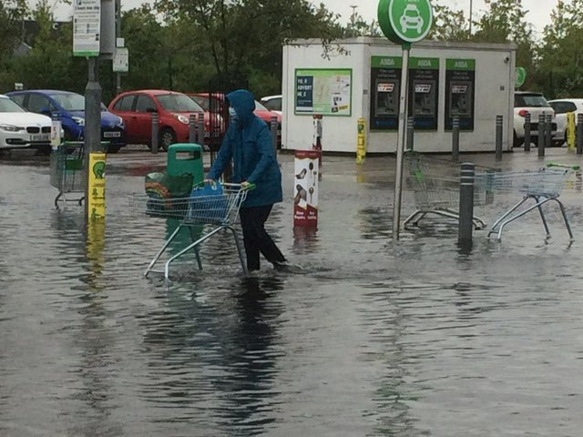 ASDA in Bletchley on June 18