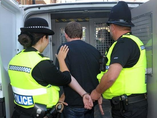 Police officers do not need a reason to stop and search people today