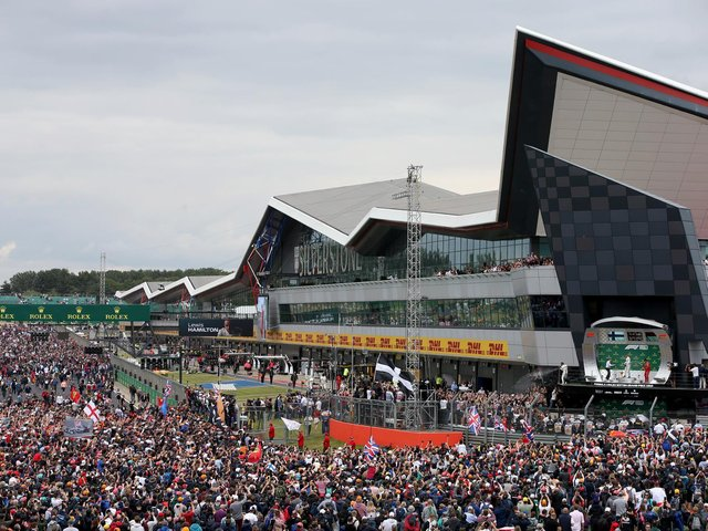 Fans will return to the British Grand Prix this July
