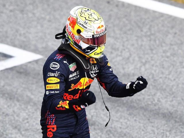 Max Verstappen wins in Austria