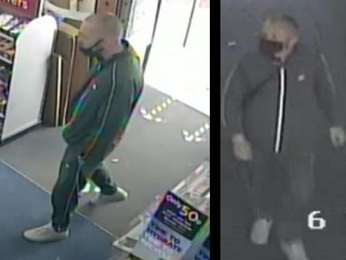 Police officers want to speak this man in connection to a burglary