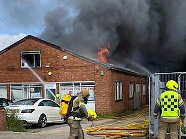 Buckinghamshire Fire and Rescue Service has partnered with UK Power Networks to keep crews safe around high voltage electrical equipment