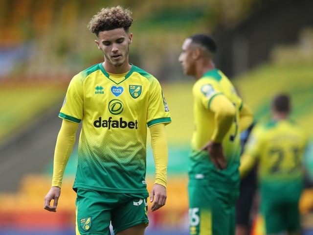 Josh Martin signed on loan from Norwich City