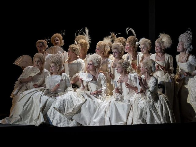 Glyndebourne's Don Pasquale