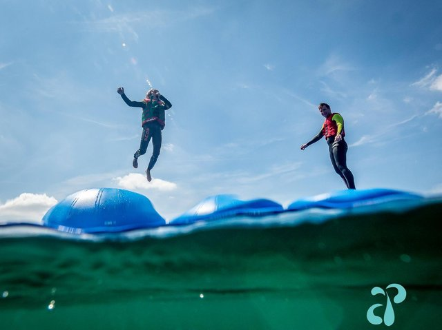 Aqua Parcs offers fun for all the family