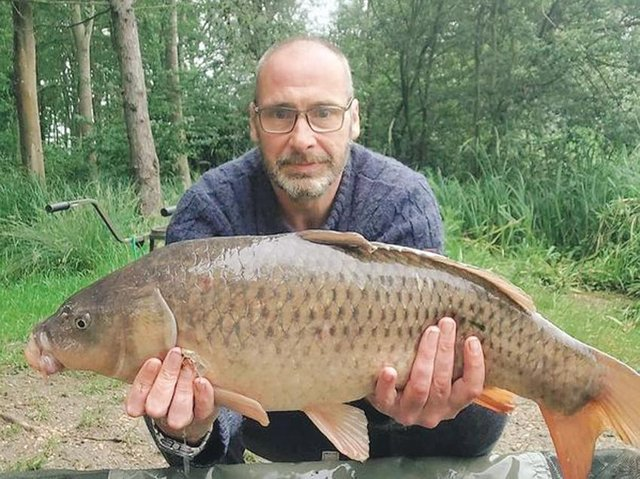 Lee Jenkins' at Linford Pits