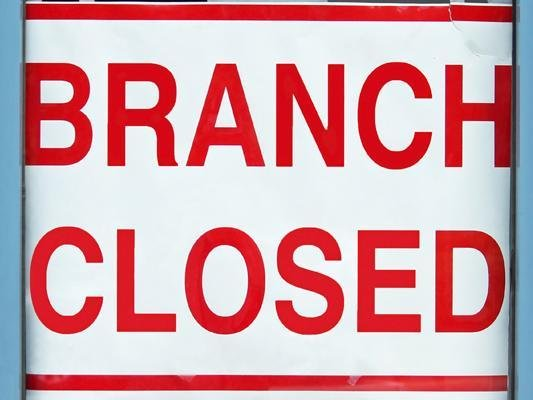 The branch will close tomorrow (Thursday)