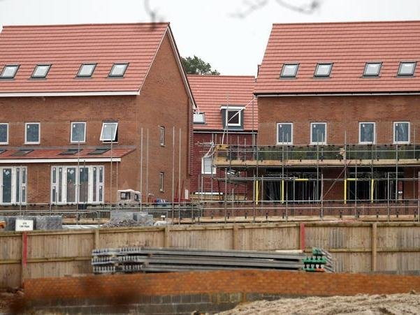 House building has reached record highs in Milton Keynes
