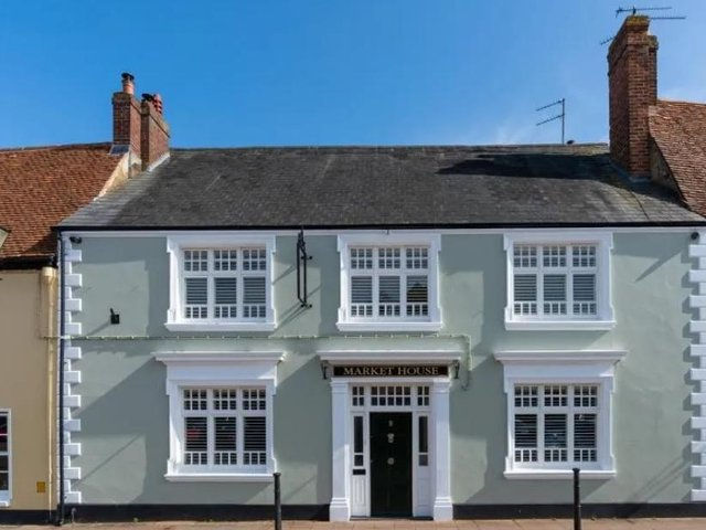 This home is on the market for £950,000