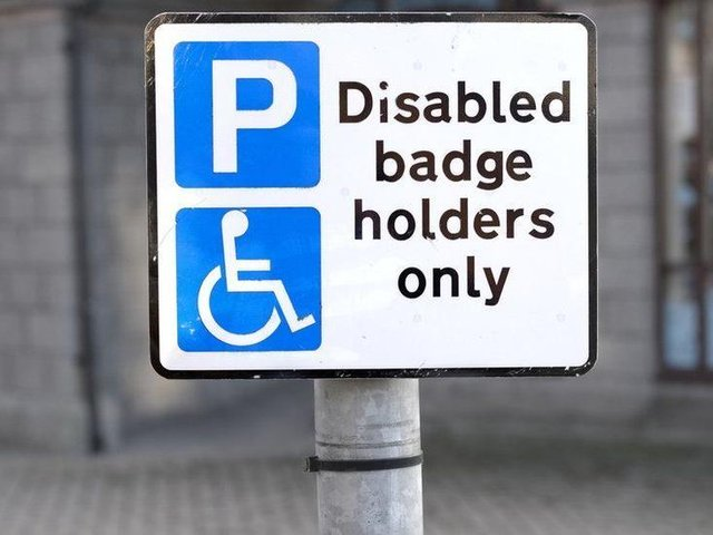 MK had the highest number of fines in the country for Blue Badge parking abuse last year