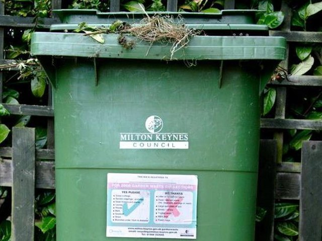 Green bins will not be collected until further notice