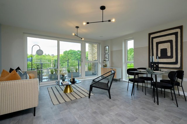 Stylish space for all the family