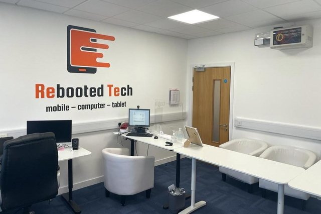The team at Rebooted Tech are specialists in iPhone and iPad repairs