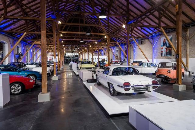 Mazda Classic Automobil Museum Frey